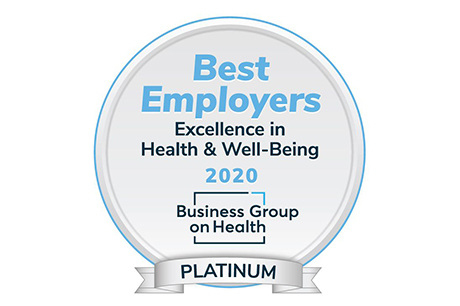 Best Employers Excellence in Health & Well-Being