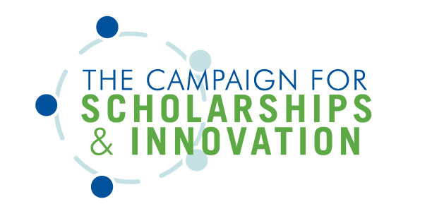 campaign for scholarships and innovation