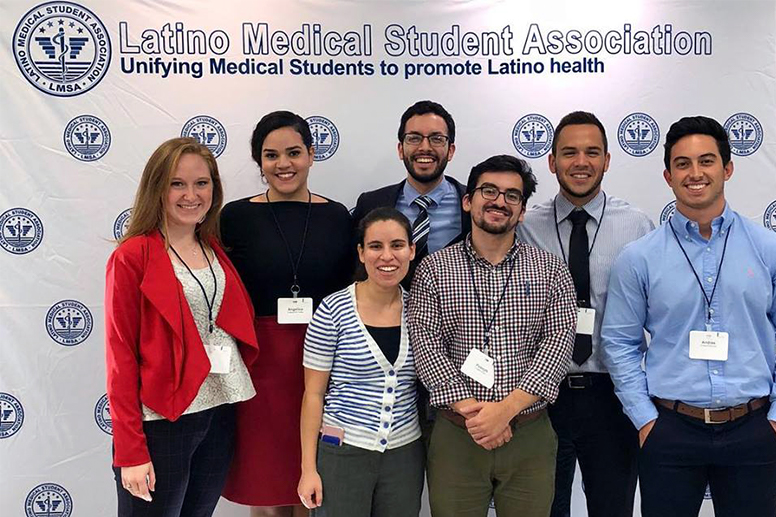 Latino Medical Student Association (LMSA) Policy Summit 2018