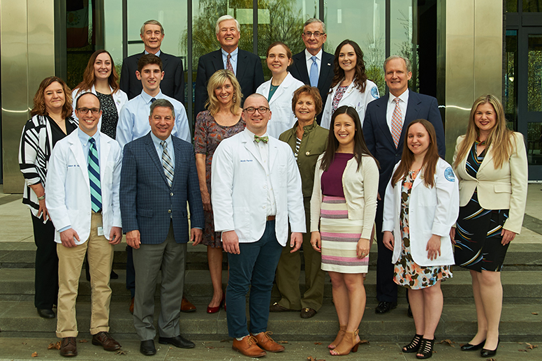Northeastern Pennsylvania Health Care Foundation 2018 scholars