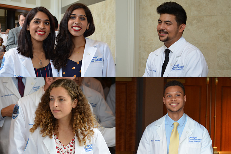 GCSOM White Coat Ceremony MD Class of 2023