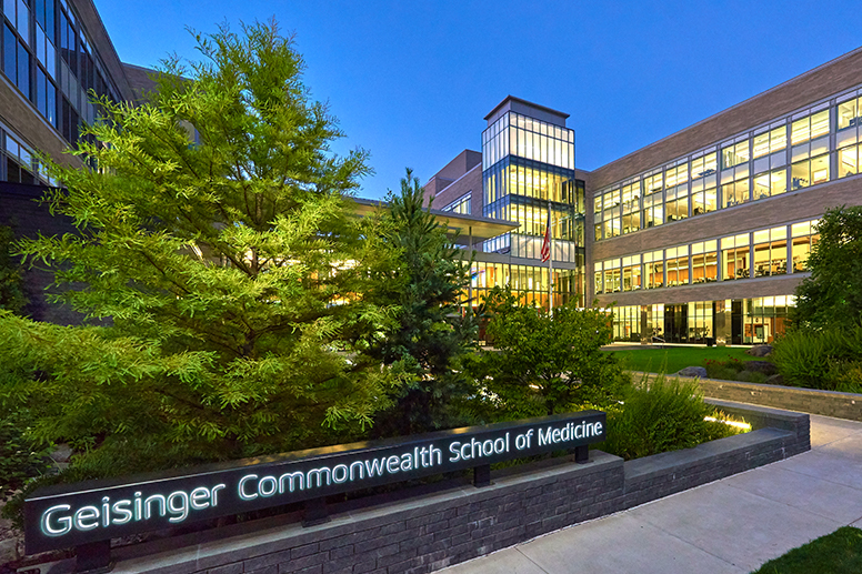 Geisinger Commonwealth School of Medicine - North Campus Medical Sciences Building