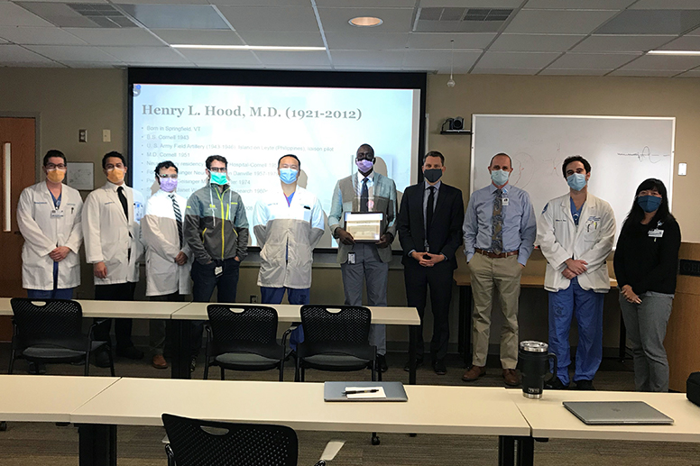 Neurosurgery Residency Henry Hood Research Day - Oct. 2020