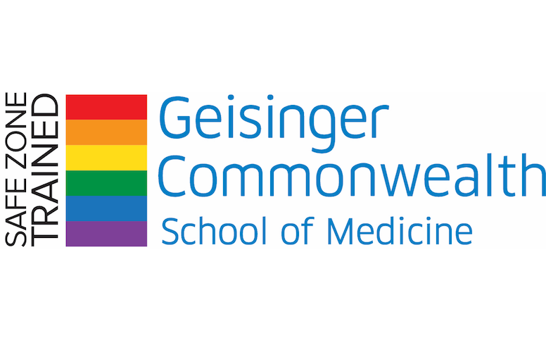 Safe Zone Trained: Geisinger Commonwealth School of Medicine