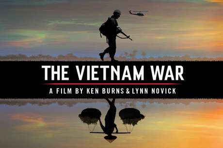 The Vietnam War image from PBS
