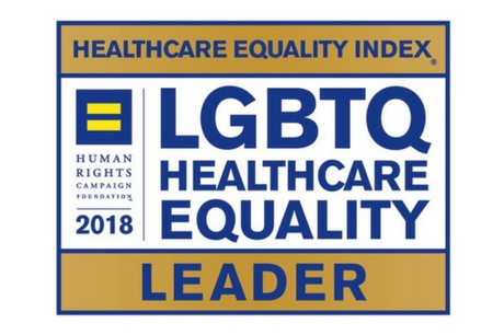 HRC LGBTQ Healthcare Equality Leader