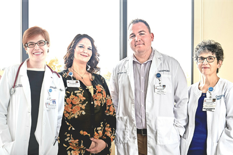 Members of the GCMC bariatric surgery team