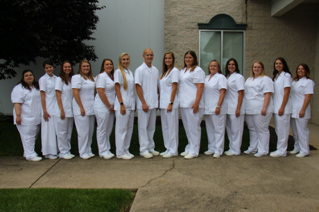 Geisinger Lewistown Hospital School of Nursing Class of 2018