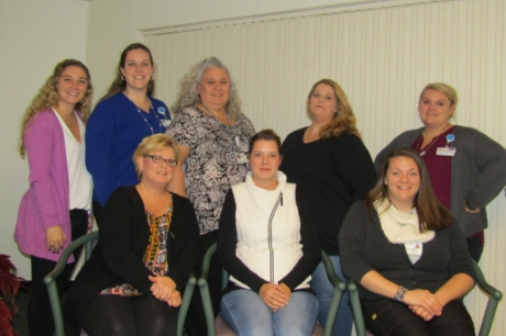 Graduates of Geisinger Lewistown Hospital's SAW Program