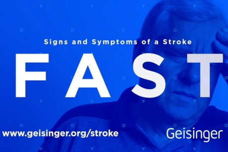 Act FAST during a stroke