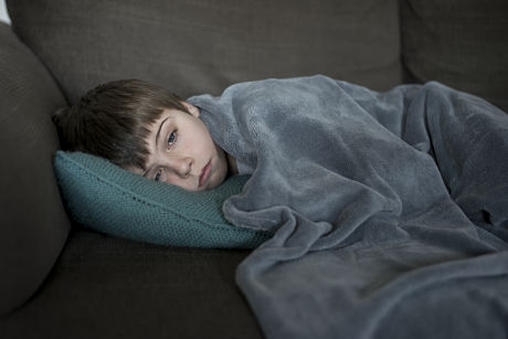 What to do if you think your kid has the flu