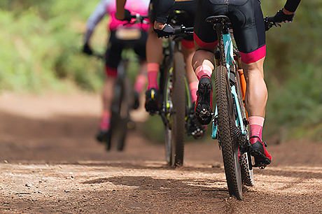 Mountain biking for cardiovascular health