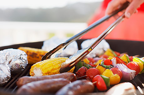 Healthier grilling ideas this season