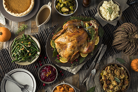 Diabetes-friendly Thanksgiving