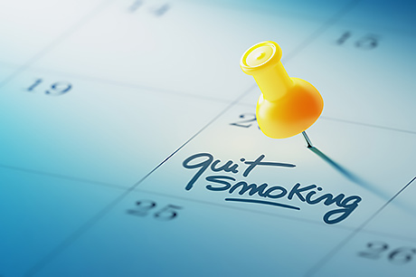 Make a plan today to quit smoking.