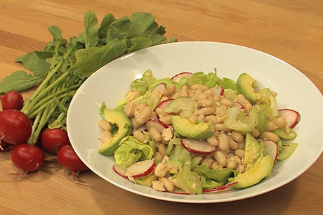 bean-and-salmon-salad