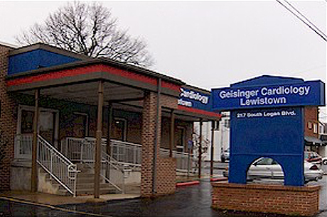 Geisinger Lewistown - Cardiology Location