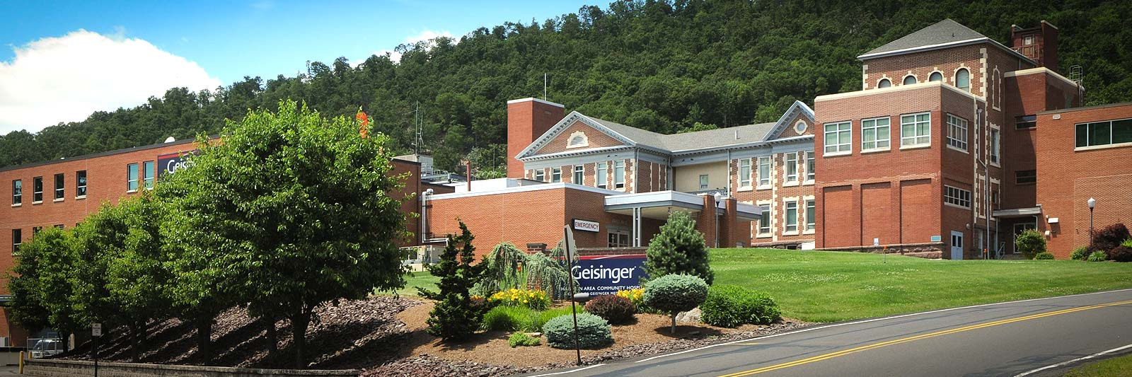 Geisinger Shamokin Area Community Hospital