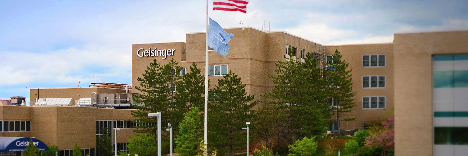 Geisinger Hospital Wilkes Barre Emergency Room