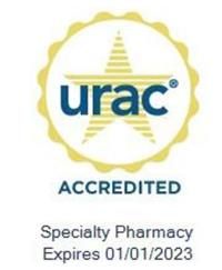 URAC accreditation seal