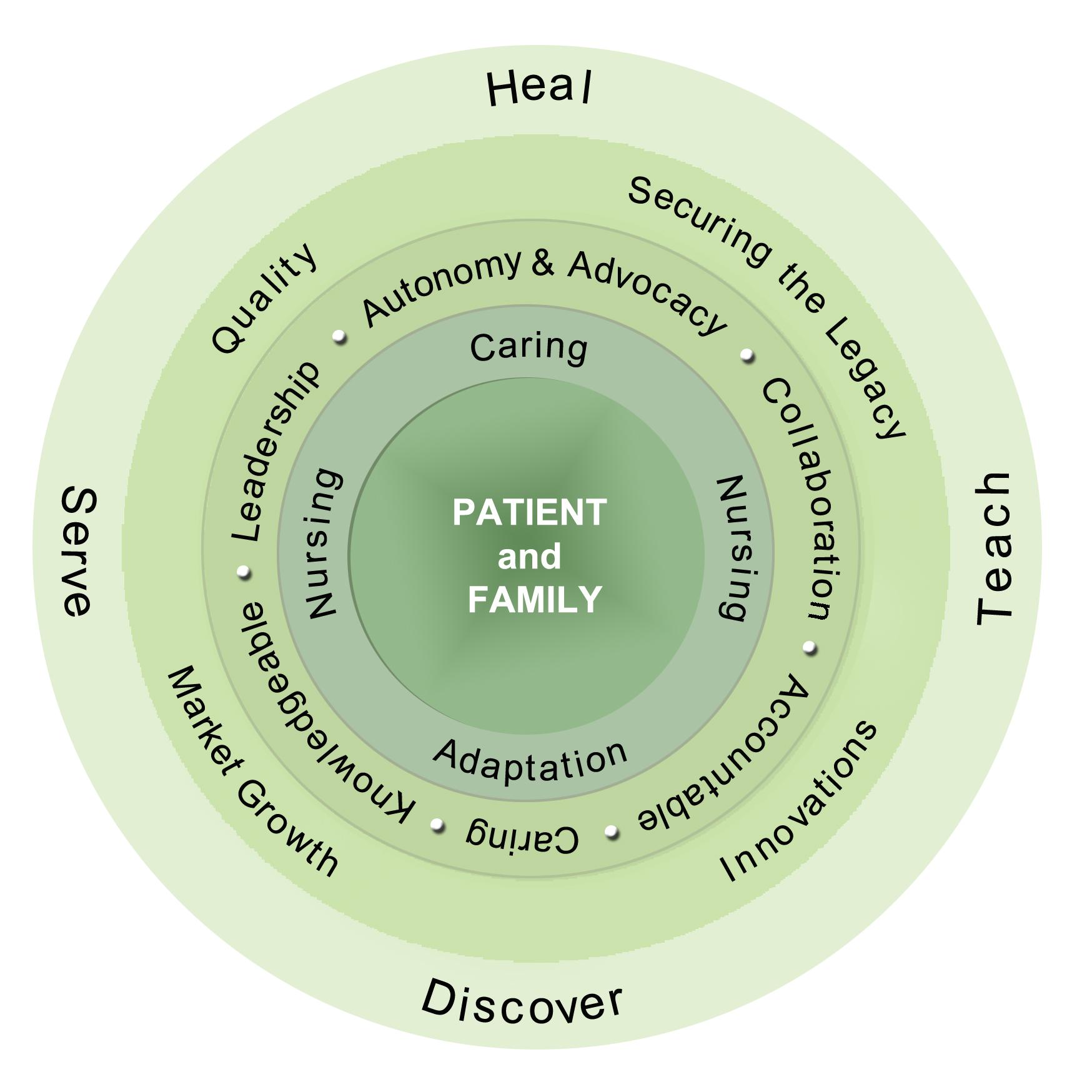 Nursing at Geisinger for Nursing Professional Practice Model  157uhy