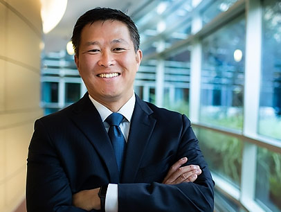 Jaewon Ryu, MD, JD, Geisinger President and Chief Executive Officer